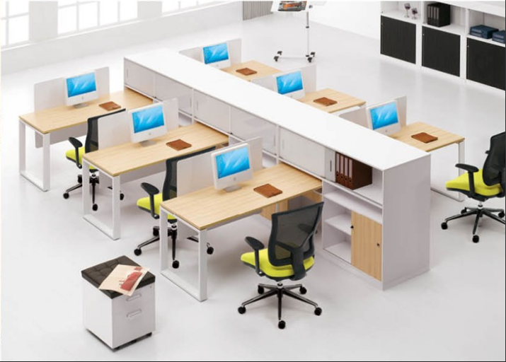虎门办公家具新职员办公桌